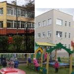 монтаж в 33 детском саду