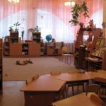 Установка видеонаблюдения в детском саду №42