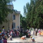 Монтаж системы охранного ТВ в детском саду Севастополя