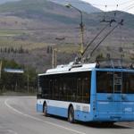 Система пожаротушения в троллейбусах Симферополя