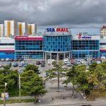 ТЦ SeaMall, Севастополь, проектирование систем безопасности